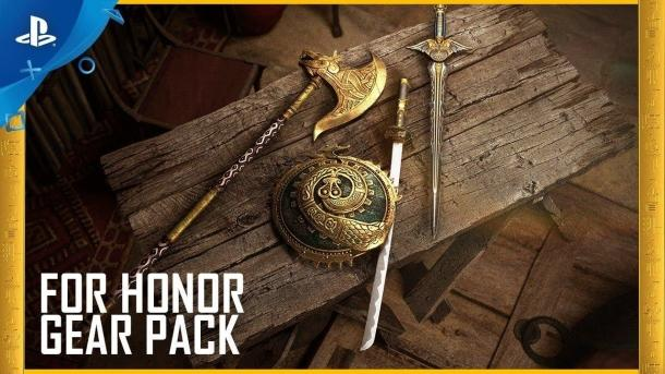В Assassin's Creed: Origins появится оружие из For Honor Assassin's Creed: Origins